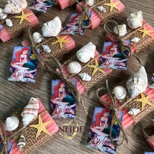 deniz sabun nikah şekeri