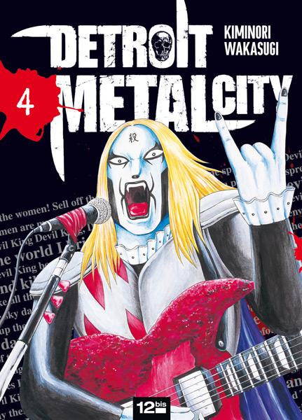 Detroit Metal City Vol.4