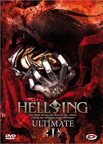 «Hellsing Ultimate» Vol.1 en DVD