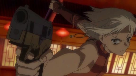 «Canaan»: adaptation animée du jeu 428 : Fûsa Sareta Shibuya de