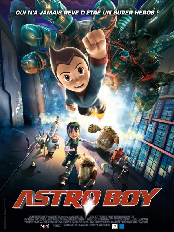 """Astro Boy"" : le plein de vidéos"