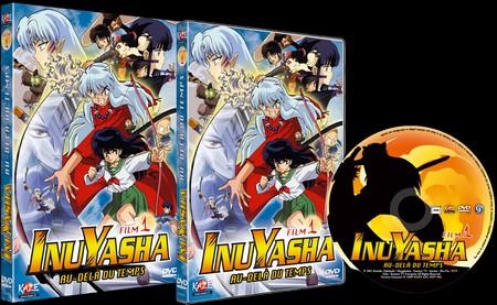 «InuYasha : Au-delà du temps» sorti en DVD