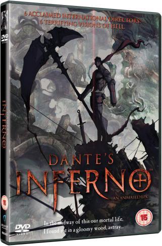 «Dante's Inferno», l'anime : premier trailer