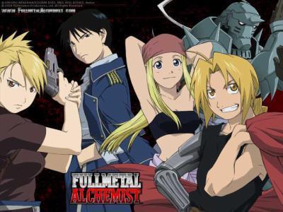 Fullmetal Alchemist Brotherhood : la fin et le film