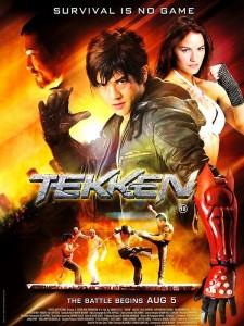 «Tekken» le film en DVD et Blu-Ray