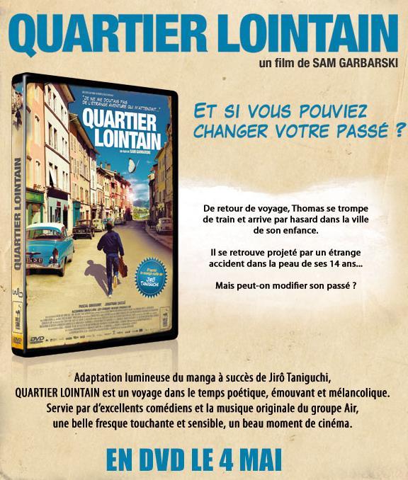 «Quartier lointain» en DVD