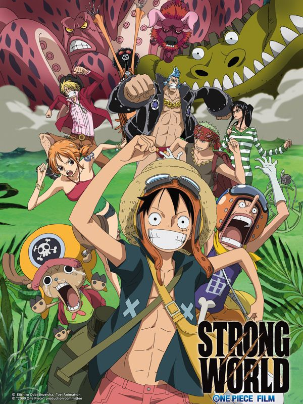 « One Piece – Strong World » arrive en France