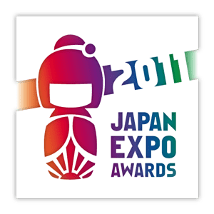 Japan Expo Awards 2011 : le palmarès