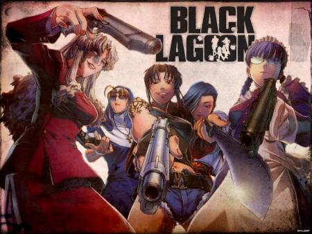 Black Lagoon : OAV en 2010