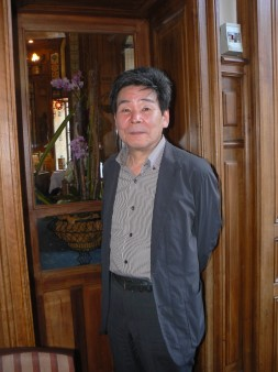 Isao Takahata travaille sur son prochain film