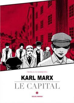 «Le Capital» de Karl Marx en manga