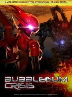 «Bubblegum Crisis» le film live recrute