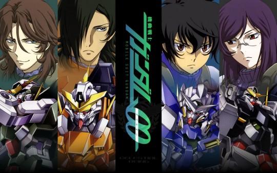 «Mobile Suit Gundam 00 – A Wakening of the Trailblazer» : vidéo