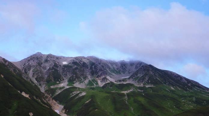 立山(雄山、大汝山、富士の折立)