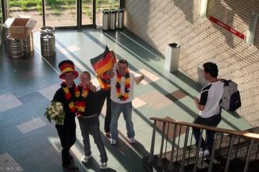 Deutschland gegen Argentinien