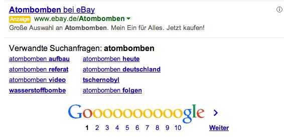 Und was, wenn man partout nicht updaten möchte? Richtig, eBay ist dein Freund.