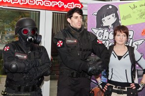 Cosplay Umbrella Corp. (Biohazard / Resident Evil)