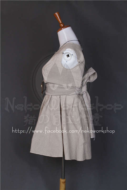 magi morgiana cosplay costume