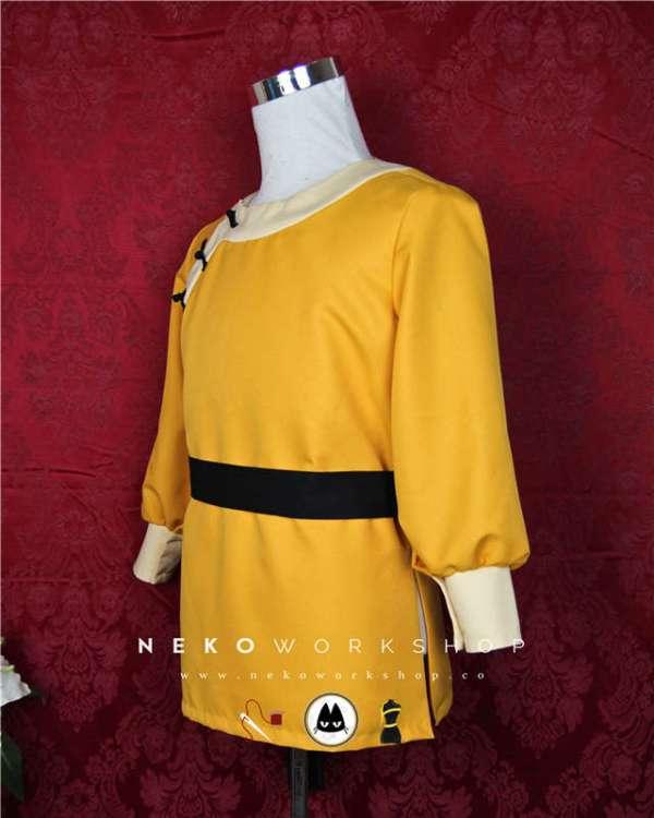 Ranma Ryoga Hibiki cosplay costume