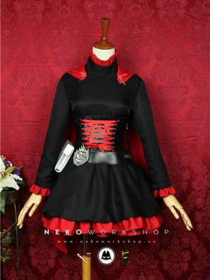 RWBY Ruby cosplay costume