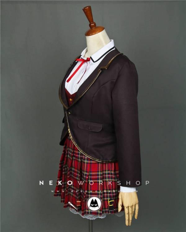 rwby beacon academy uniform cosplay costume
