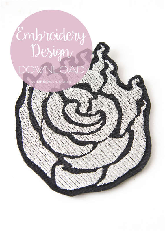 rwby-ruby-rose-cosplay-embroidery-patch-design