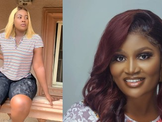 Actress Crystal Okoye calls out her colleague, Chizzy Alichi, for allegedly kicking her out of a job over birthday post.