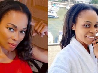 Don't give false narratives of how hard you work if you're living off a man's money — Actress Georgina Onuoha