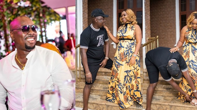 """""""I started dating my wife when I was living in one room"""" – Billionaire, Obi Cubana (video)"""