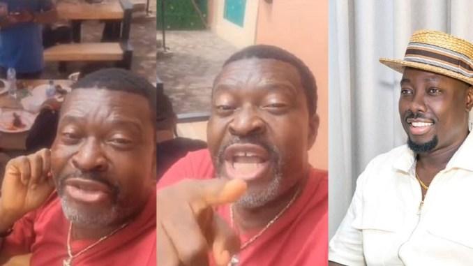 """Check on your girlfriends this weekend"" – Kanayo O. Kanayo warns men ahead of Obi Cubana's mum's burial"