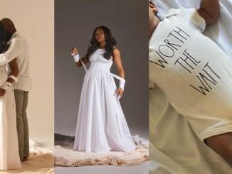 Nollywood actress, Somkele Iyamah-Idhalama and husband welcome second child