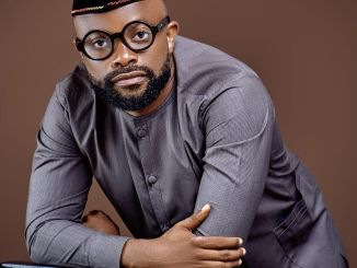 Actor, Okon Lagos shows off his newly-built mansion (Photos/video)