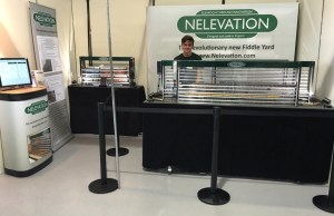 Nelevation stand at TINGS
