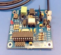 Nelevator DCC interface module