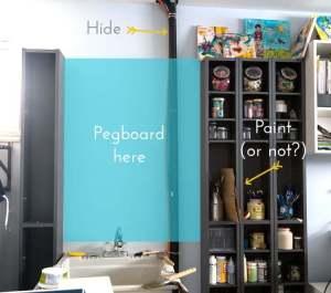 Craft Room makeover   ORC   DIY   Home decoration   Challenge   Organizing  