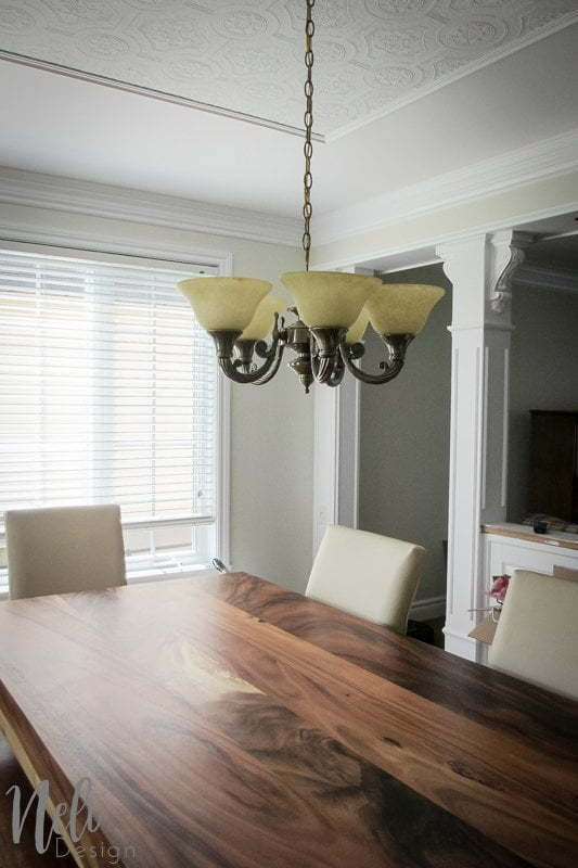 Exceptional Easy Tutorial On How To DIY A Cheap Pendant Light For The Dining Room |  Instructions