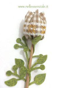 tulipano ricamato