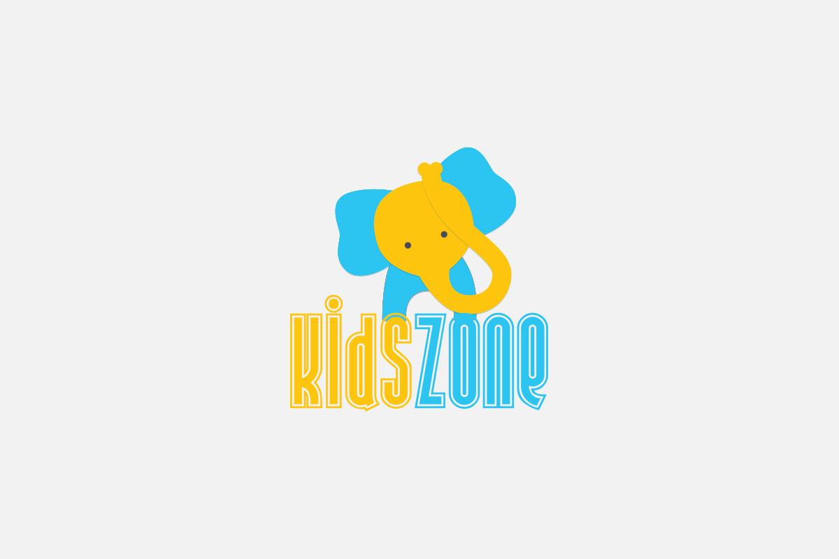 Kids store logo design cochin