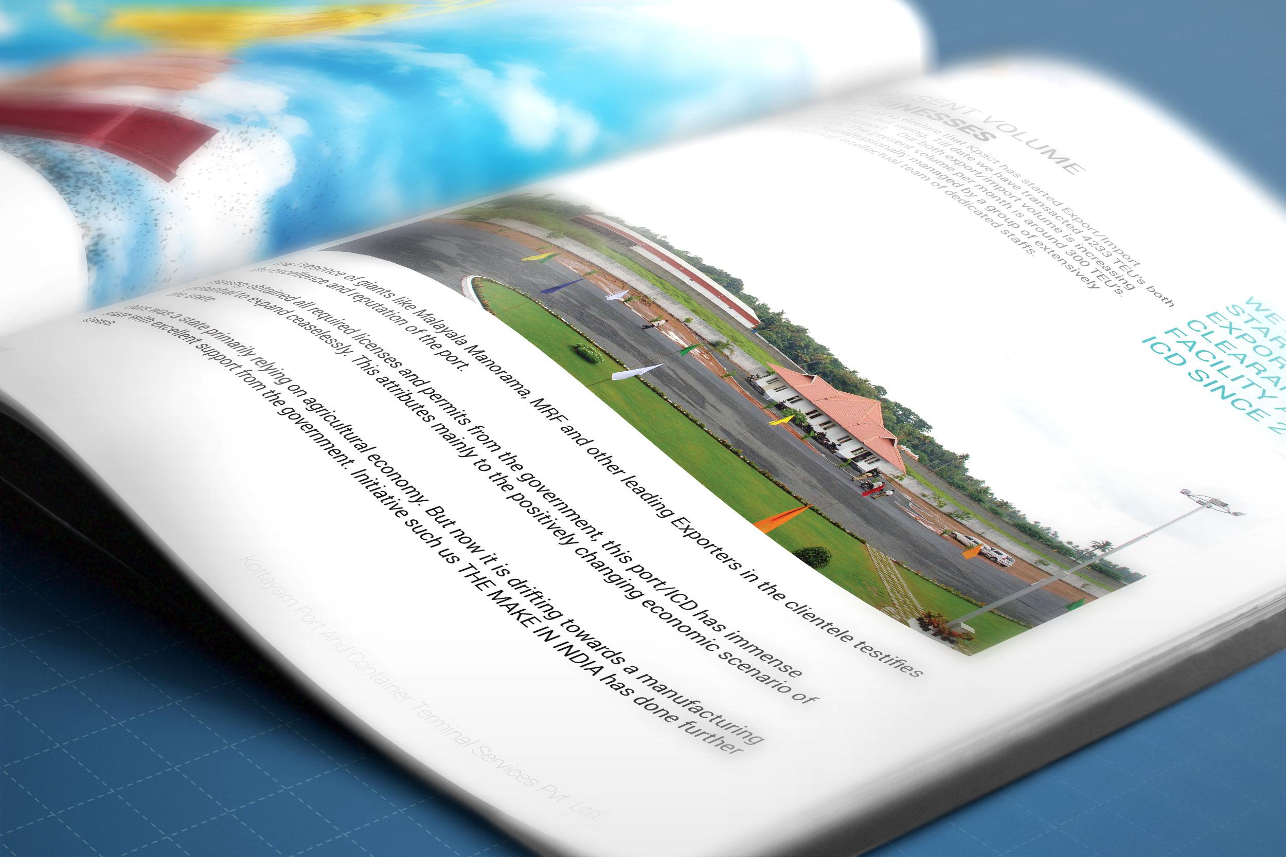 Magazine design kochi