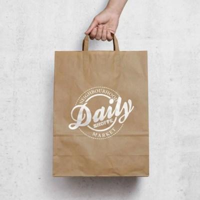 grocery shop logo design ernakulam