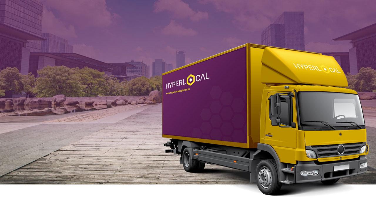Logistic company branding kochi