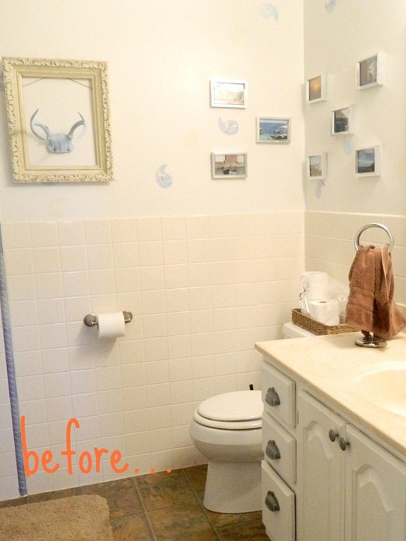 Can You Paint Over Bathroom Tile