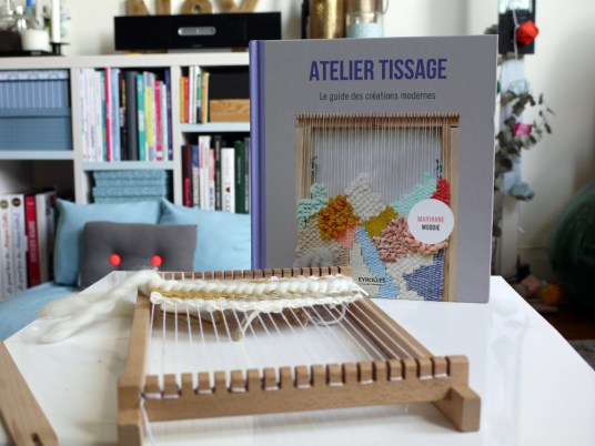 Atelier tissage de Maryanne Moodie