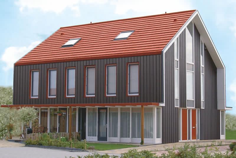 planum concrete roof tile