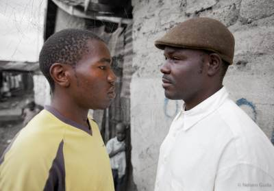 Former Rival Gang Members, Mathare Slums, Kenya