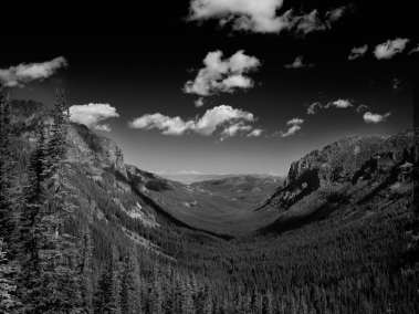 Hyalite Canyon, Montana Roadless Area