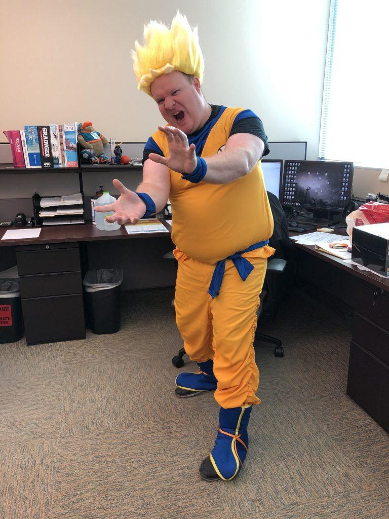 Goku - Doug Paschall