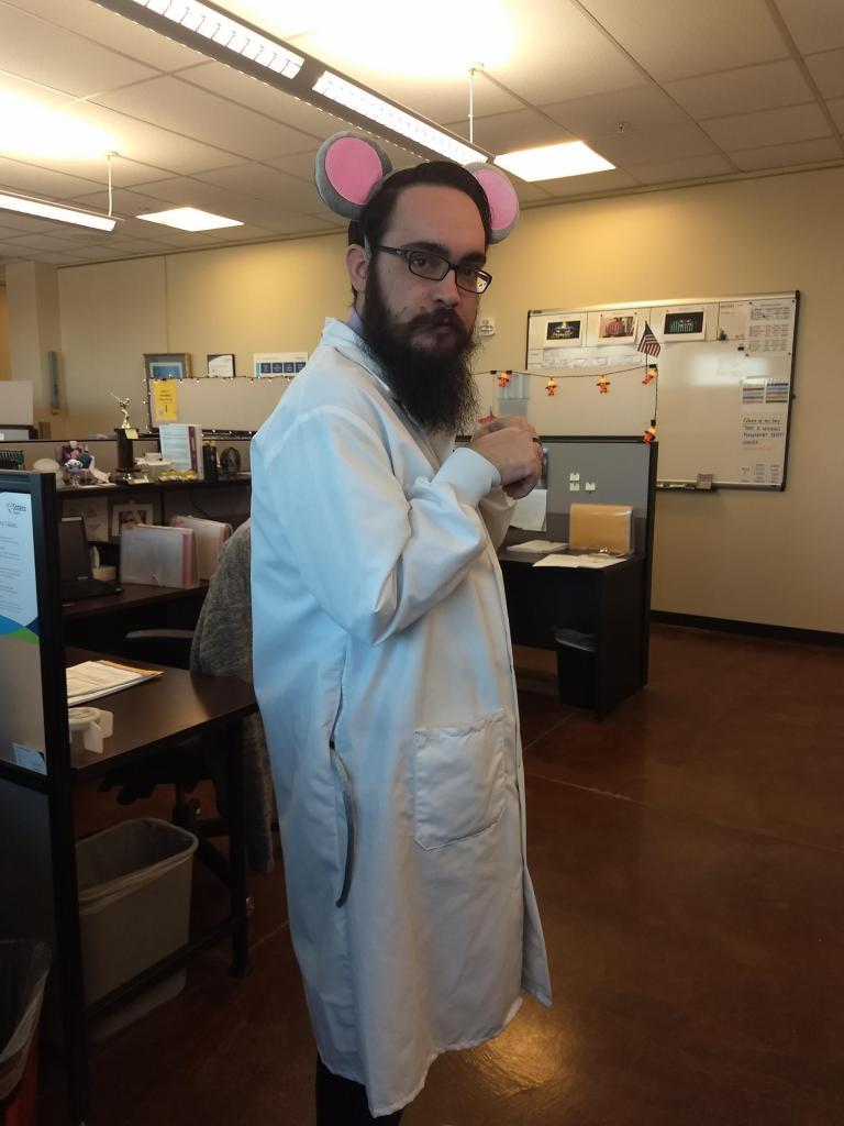 Lab Rat - James Porch