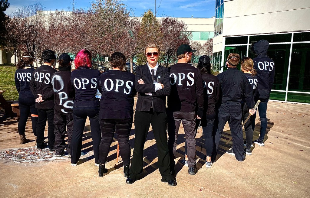 Black OPS - POD