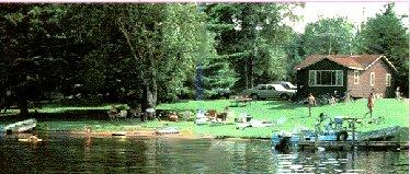Revelles Resort Set On Beautiful Nelson Lake Just North